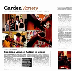 Shedding Light on Autism in Ghana