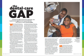 Dental Care Gap