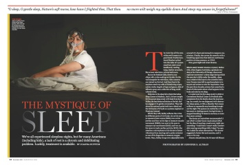 SLEEP CYCLE